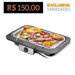 Churrasqueira Elétrica Premium 220V Mutilaser + Entrega Grátis