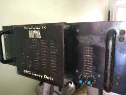 Amplificador studioR Homma