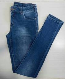 Calça jeans M. Officer feminina