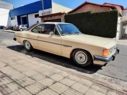 Chevrolet Opala Cupê Comodoro 1980 6cc 250 Placa Preta !!!