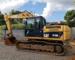 Título do anúncio: Vendo Escavadeira Hidráulica CAT 315D