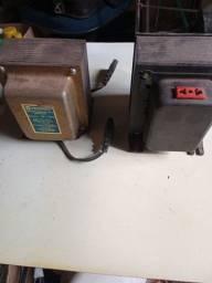 Transformador de 127 watts para 220