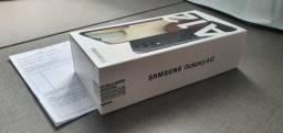 Samsung Galaxy A12 Lançamento 64GB Preto - Novo Lacrado c/ Nota Fiscal
