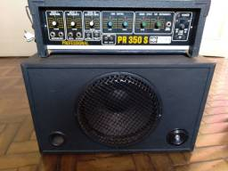 Amplificador multiuso Ciclotron Psr 350