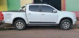 vendo-Chevrolet S10 2.5 Ltz 4x4 Cd 16v Flex 4p Manual (4 pneu novos)