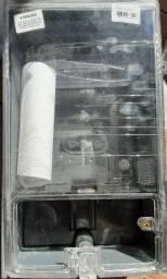 Caixa padrão monofásico