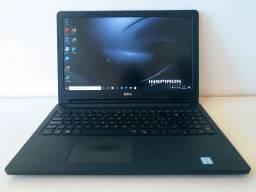 Notebook DELL Intel Core i3 6006U 8GB 1TB Tela Grande 15.6 Garantia