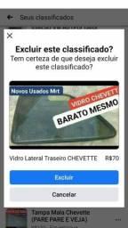 Vidro Lateral Chevette (((Barato Barato)))