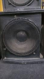 Equipamentos de som completo