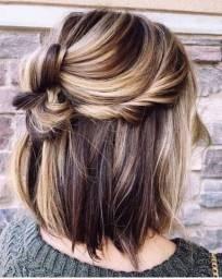 cabeleireira  -formação senac
