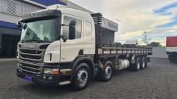 Título do anúncio: Scania P310 8x2 ano 2012-13