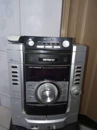 Som da Sony MHC rg590s