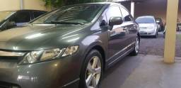 HONDA CIVIC 2008 LXS 1.8 FLEX