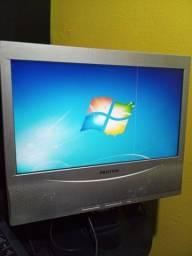 Monitor positivo 14 polegadas com caixa de som embutida