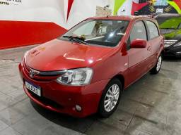 Toyota Etios Hatch Etios XLS 1.5 (Flex) FLEX MANUAL