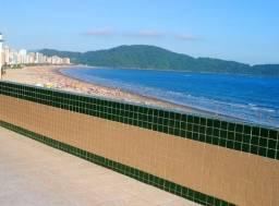 Título do anúncio: kitnet - Prédio Frente ao Mar - Praia Grande - Vila Guilhermina - Kit net Apto Temporada