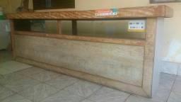 Título do anúncio: Balcão Rústico em Peroba