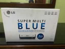 Super Multi Blue External Blu-ray Disk Rewriter