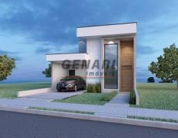 Casa de condomínio à venda com 3 dormitórios em Jardim mantova, Indaiatuba cod:V1461