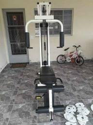 Estação de musculação atlhetic 2001 avant