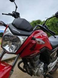 Título do anúncio: Moto fan 160