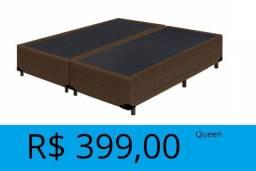 base box queen - a pronta entrega