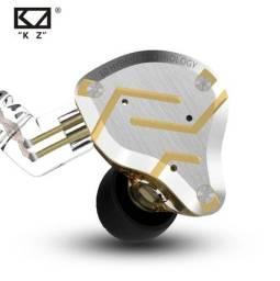 Fone de ouvido KZ ZS10 PRO lacrado
