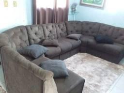 Sofa novo 1 mes de uso muito confortável
