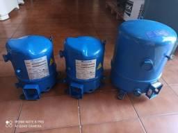 Título do anúncio: Compressores Danfoss Maneurop