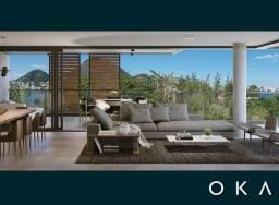 Garden (de 3 quartos) - OKA Residence Lagoa - RJ
