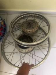 Vendo jogo de roda original