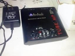 pre amplificador valvulado art tube mp