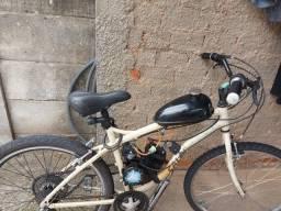 Bicicleta motorizada caloi