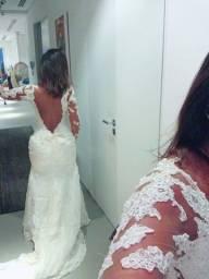Vestido de noiva by estilista Patrícia Nascimento