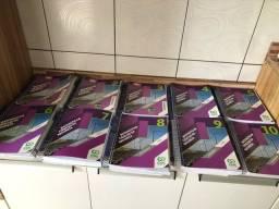 Livros Pre Vestibular - Sistema COC - Matemática Ciências da Natureza