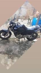 Moto Yamaha  fazer 250 cilindrada
