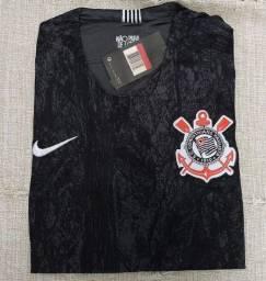 Título do anúncio: Camisa Corinthians Nike 2018 Tai 1.1 A Pronta Entrega