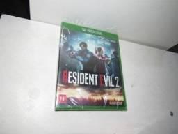 Resident Evil 2 para Xbox one ou superior