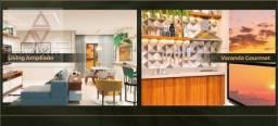 Apartamento com 3 dormitórios à venda, 70 m² por R$ 348.000 - Jardim Ipiranga - Americana/