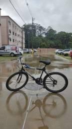 Vendo bicicleta aceito cartão