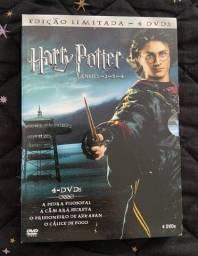 Coleção DVD Harry Potter
