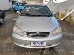 Corolla XLI 1.6 2005 Gasolina