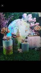 Título do anúncio: Decoração Jardim Encantado