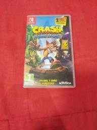 Título do anúncio: Crash Bandicoot N-Sane Triology - Nintendo Switch
