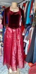 Vestidos de festa 50 cada usados mas bem conservados
