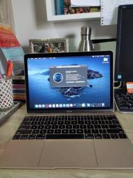 Macbook 2015 Gold tela Retina SSD 256gb