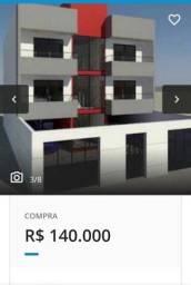 Apartamento em Almirante Tamandaré, financiamento direto com a construtora