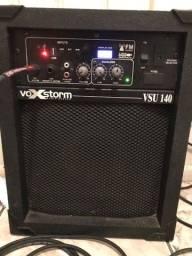 Título do anúncio: Caixa amplificadora voxstorm multiuso vsu 140