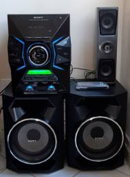 Audio System Sony 1000W perfeito