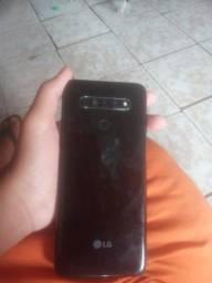 LG k41s celular ta novo